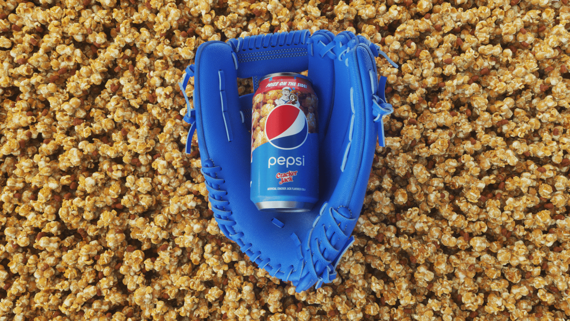 Pepsi is giving away Cracker Jack-flavored cola for free 14