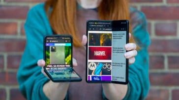 Samsung Galaxy Z Fold 3 vs Z Flip 3