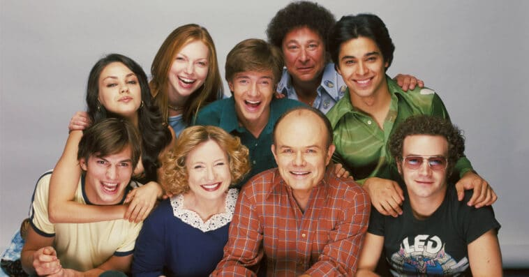 A That '70s Show spinoff is heading to Netflix 13