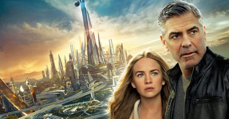 Why did Disney Plus remove Tomorrowland from its library? 13