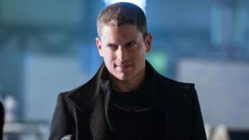 Legends of Tomorrow is bringing back Wentworth Miller's Captain Cold 13