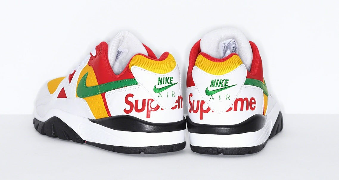 The Supreme x Nike Cross Trainer Low is finally arriving this October 20