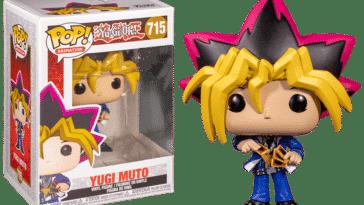 Yu-Gi-Oh Funko Pops