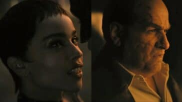 The Batman trailer offers first look at Zoë Kravitz's Catwoman and Colin Farrell's Penguin 15