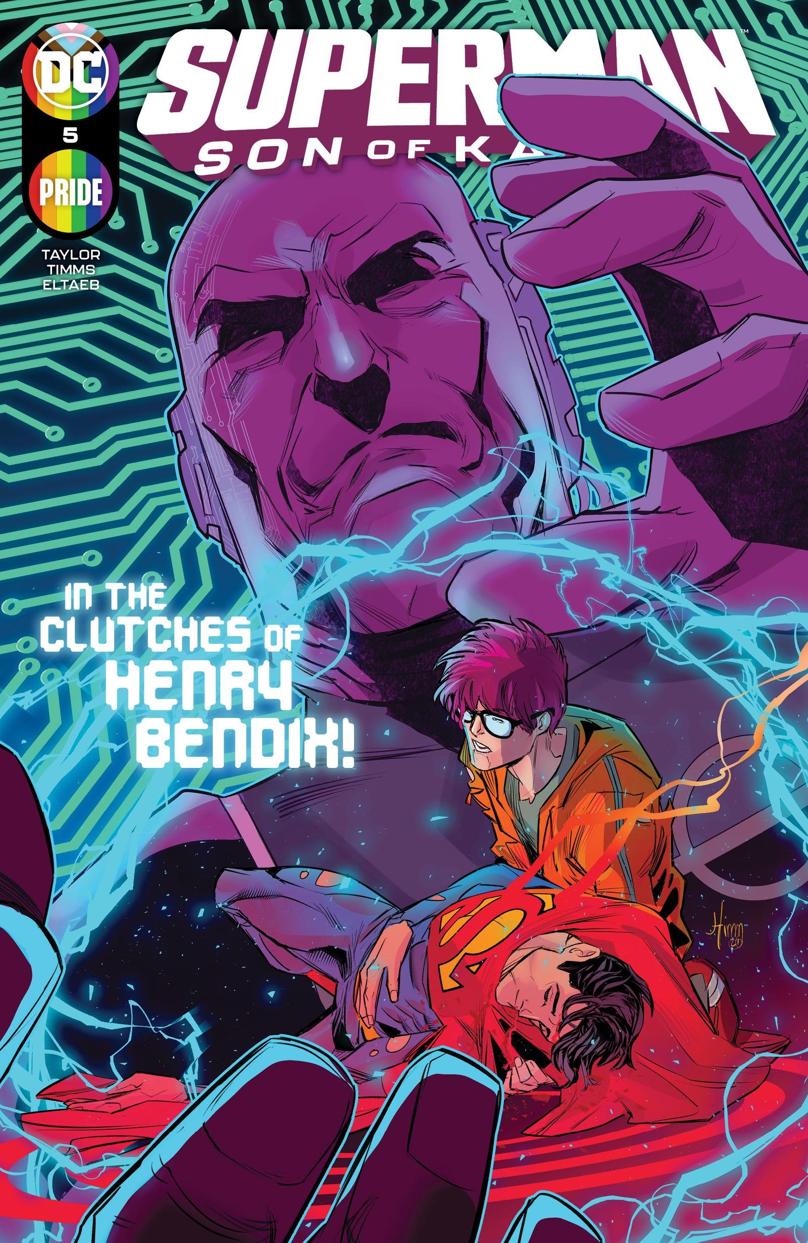 DC's current Superman is bisexual: Meet his love interest 14