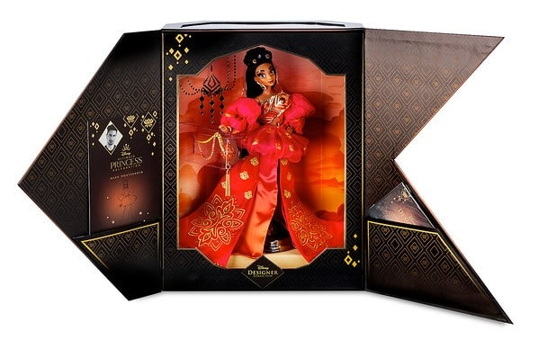 Disney unveils its most stylish Jasmine doll to date 20