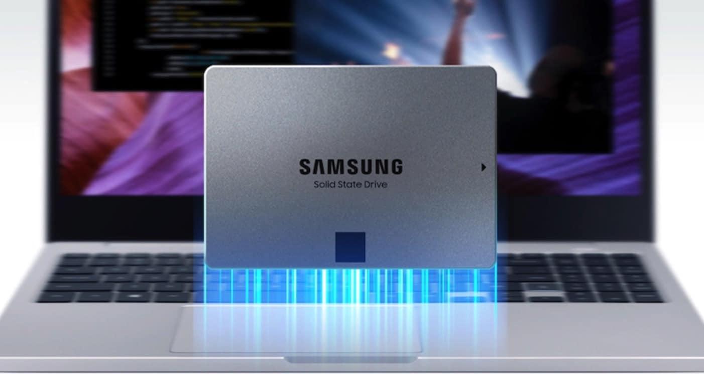 Samsung SSD sale
