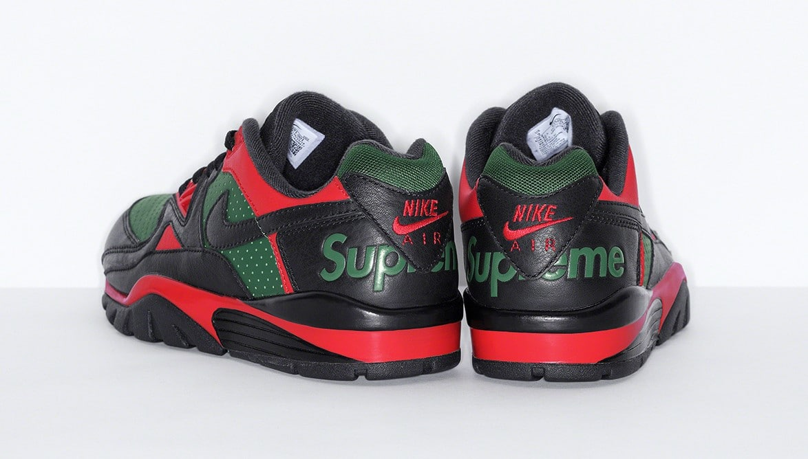 The Supreme x Nike Cross Trainer Low is finally arriving this October 17