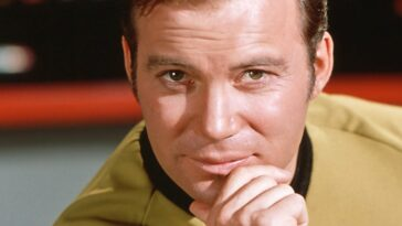 William Shatner headed to space